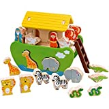 Maxim Toys Noah's ARK Ever Earth Eco Friendly Wooden Preschool Toy, Baby & Kids Zone