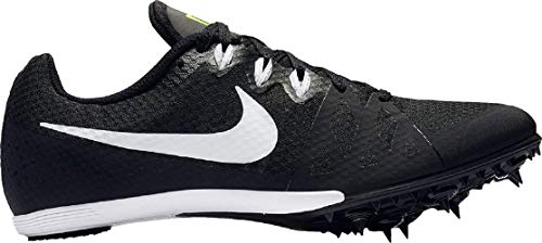 wholesale dealer 65879 c59a6 Nike Men s Zoom Rival MD 8 Track and Field Shoes(Black White, 12 D(M) US)
