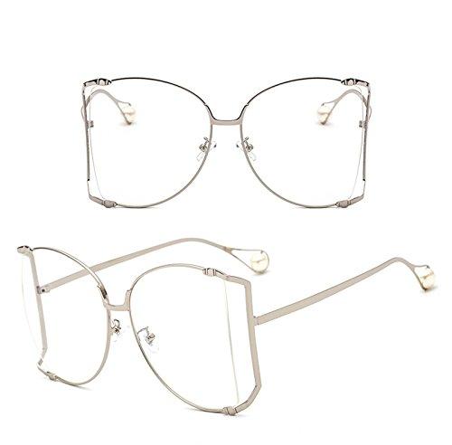 Unisex Protección de Gafas JUNGEN para al Marco 7 Libre Deportes Actividades sol Adulto Mujeres Hombres sol UV Conducir Gafas Aire de Gran Perla para de FxHqtwYH