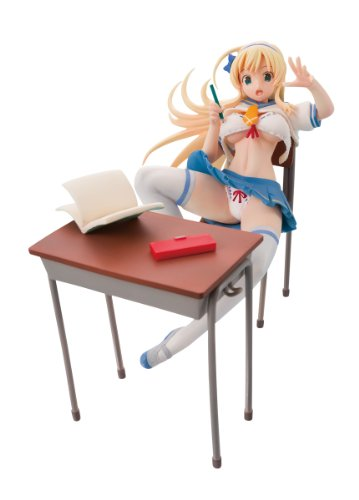 Masterpiece-of-Yaegashi-south-Girl-accident-18-Scale-PVC-Figure-japan-import