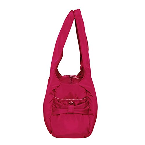 Pocket Bag Hobo Red Multi Bag Mummy Shopper Handbag Rose LianLe Women Bag Shoulder Casual Totes qa7w4Z8fx