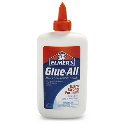 Elmer's Glue-All Multi-Purpose Glue, Extra Strong, 7.625 Ounces