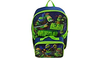 Nickelodeon Little Boys' TMNT Backpack with Lunch Box