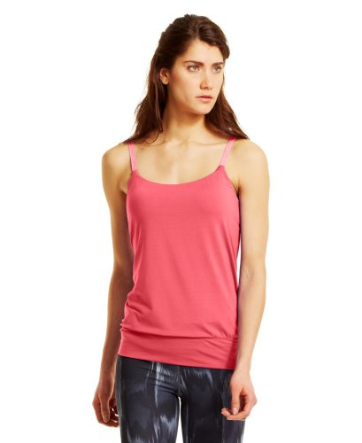 Under Armour Women's UA Essential Banded Tank Extra Large BRILLIANCE