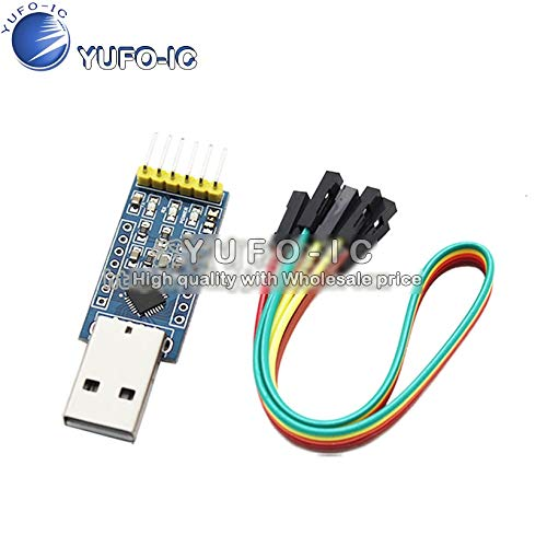 SAUJNN CP2102 USB to TTL platelet downloader Buffer on STC Download Download YS-15