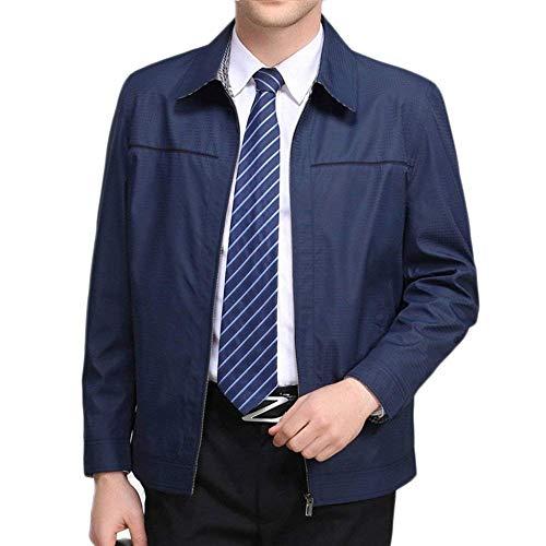 A Abiti Formale Hx Da Giacche Casual Lavoro Fashion Comode Giacca Uomo Taglie vwpPF