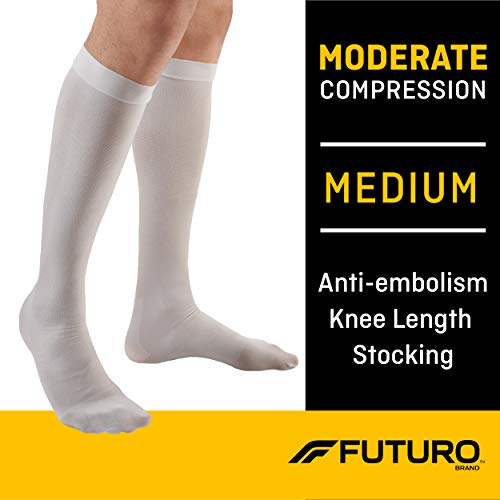 Futuro Anti Embolism Stockings Moderate Compression product image
