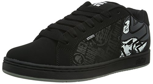 Etnies Men's Metal Mulisha Fader Skateboarding Shoe, Blac...
