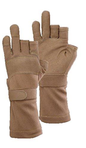Gloves, Camelbak Max Grip MX3, DFAR, Desert Tan, Size (Camelbak Max Gear)