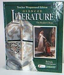 Glencoe Literature, British Literature (Teacher Wraparound Edition)