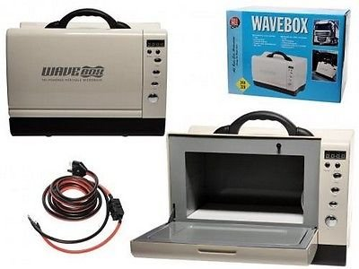Horno microondas Micro Ondes peso pesado - 24 V - Camping ...