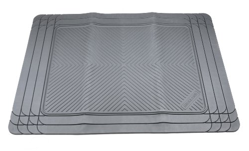 Highland 4504500 All-Weather Gray Floor Mat