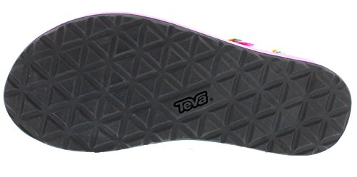femme sport Universal de Original Pink Teva 883 Orange Mosaic Sandales Rose W's XOH5Yq