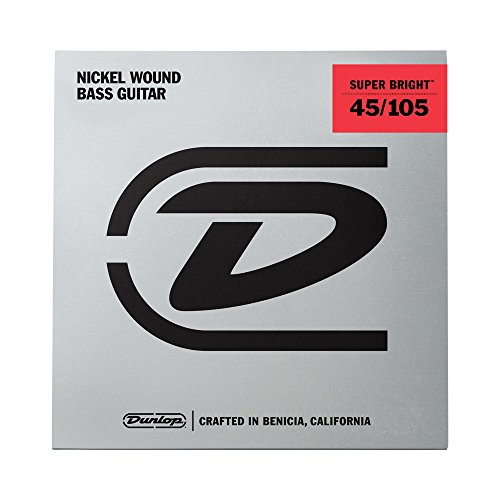 Dunlop DBSBN45105 Bright Strings 045 105 product image