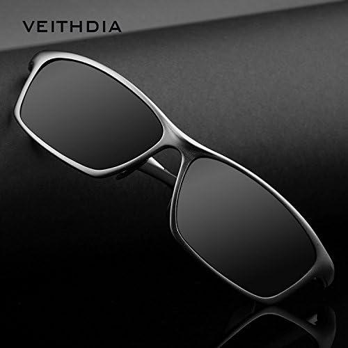 1a881c01eea Generic Black   Aluminum Magnesium Veithdia Brand Polarized UV400 Sunglasses  Men  39  s Famous Luxury Sun Glasses For Driving Car Sports Fishing Male   ...