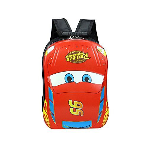 Toddler School Travel Backpack,eggshell shape Playful Preschool Lunch Boxes Carry Bag