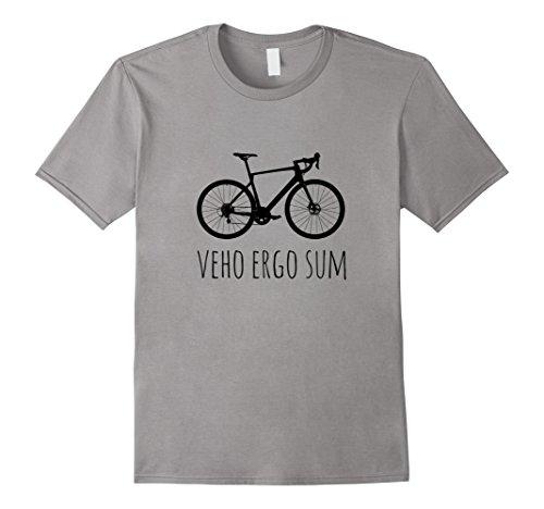 mens-veho-ergo-sum-cycling-t-shirt-i-ride-therefore-i-am-2xl-slate