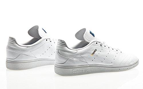 adidas Busenitz RX, Scarpe da Skateboard Unisex – Adulto Bianco (Ftwbla/Dormet/Azucie)
