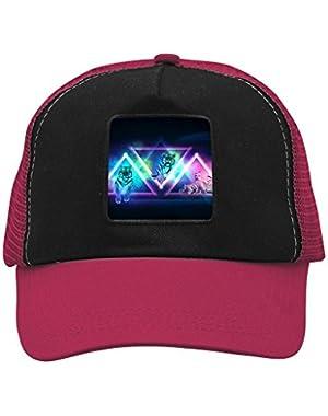 Unisex Light Tiger Adjustable Classic Hiphop Hat Baseball Cap Snapback Dad Hat