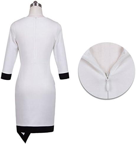 Haoduoy Womens Bandage Bodycon Asymmetric Cocktall Party Evening Mini Dress