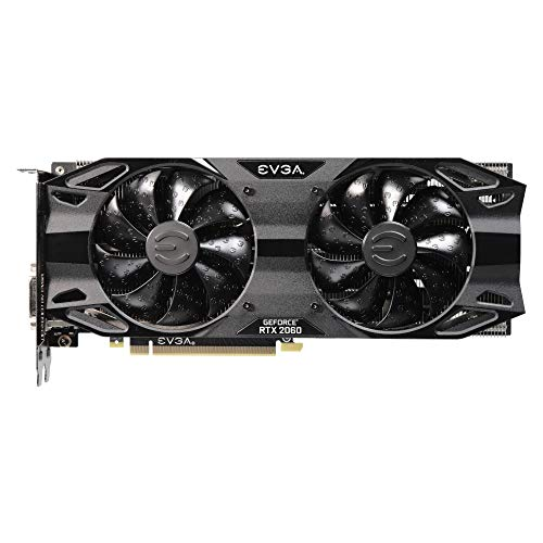 EVGA GeForce RTX 2060 XC Ultra Gaming, 6GB GDDR6, Dual HDB Fans Graphics Card 06G-P4-2167-KR