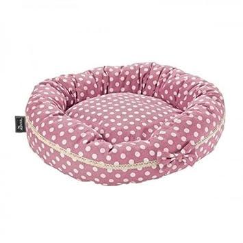 Hunter Donut De Perro Dotty 45 Color: rosa Color: rosa, Cama para perro, Cojín para perro: Amazon.es: Productos para mascotas