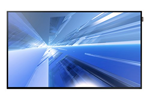 "DM40E - DM-E Series 40"" Slim Direct-Lit LED Display for Busi"