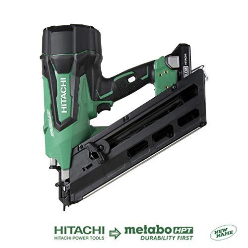 Hitachi NR1890DC 18V Cordless Brushless 3-1/2
