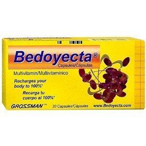 Bedoyecta B Complex Multivitamin Adult