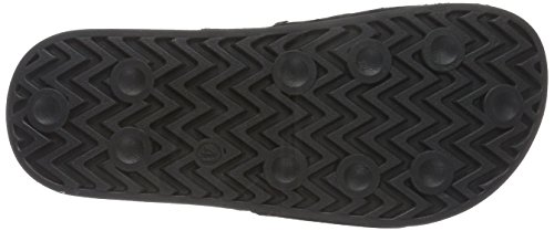 uhlsport Schuhe Badepantolette - Chanclas para mujer negro