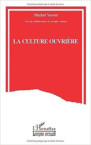Livre gratuits en ligne La Culture ouvrière pdf