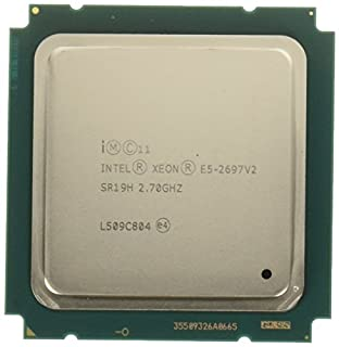 Intel Xeon Processor E5 2697 v2 BX80635E52697V2 (30M Cache, 2.70 GHz)  (B00F0R71DM) | Amazon price tracker / tracking, Amazon price history charts, Amazon price watches, Amazon price drop alerts