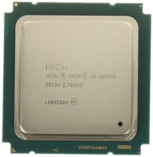 Intel Xeon Processor E5 2697 v2 BX80635E52697V2 (30M Cache, 2.70 GHz)