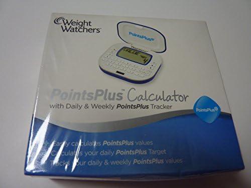 free online weight watchers points plus calculator