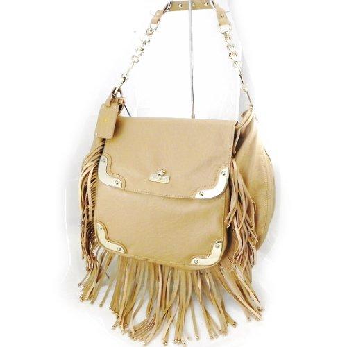Bag 'Ed Hardy' beige. (Hardy Handbag Ed Womens)