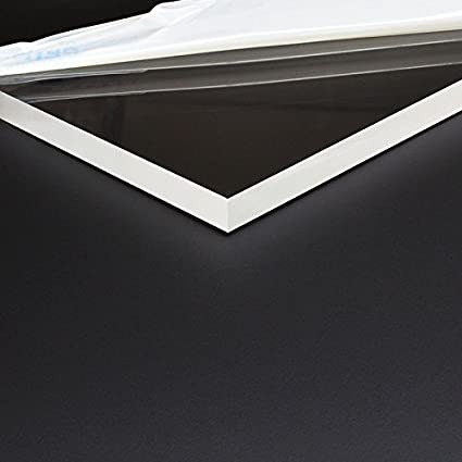 Acrylglas GS farblos transparent Zuschnitt 50 x 25 x 2 cm