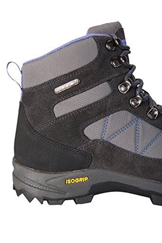 Mountain Rapide Durable initialisations séchage Les l'assaut Dames à Chaussures initialisations à Warehouse Storm des imperméables de Respirables Femmes Gris Donnez l'eau FHnqTFrAg