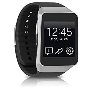 "Samsung Gear Live R382 Google 1.6"" Smartwatch for Android Devices w/ Super AMOLED - Black"