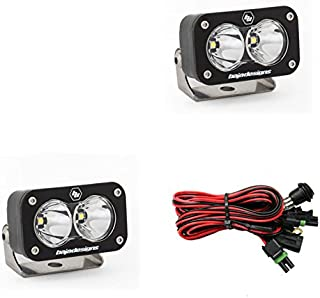 product image for Baja Designs UTV S2 Sport Pair Spot LED Lights