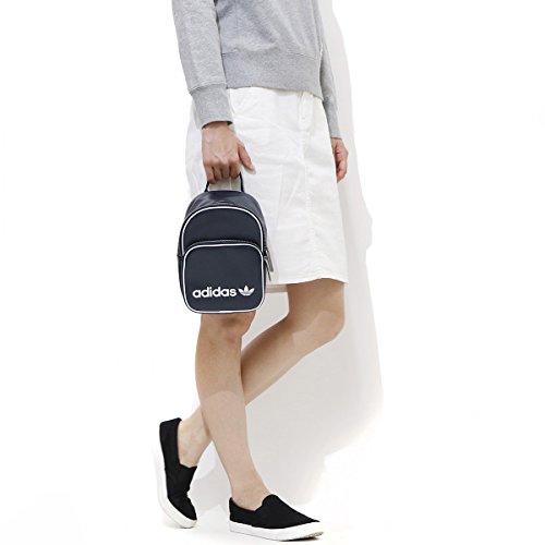 adidas Unisex BP Clas X Mini Tasche, Blue/Tinley, Nicht zutreffend
