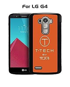 Cool Funda Case for LG G4 Brand Logo Tumi Drop Proof Rugged Anti Slip Durable High Impact Extra Slim