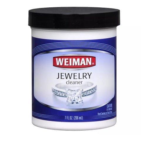 Easy! Weiman Jewelry Cleaner7.0 fl oz(1pk)