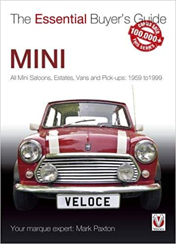 Mini The Essential Buyers Guide Amazonde Mark Paxton