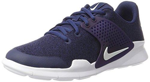 Nike Men's Arrowz Sneaker, Midnight Navy/White-Black, 9.5 Regular US