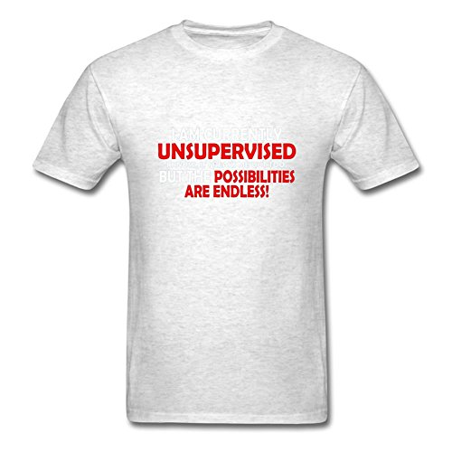 a0598ca0b7 I Am Currently Unsupervised funny adult T Shirt