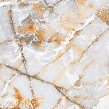 Italian Design Marble Porcelain Wall and Floor Tile - 60 x 60cm - 10mm - 1.44sqm Coverage 18.90/sqm (Sample) ITACA