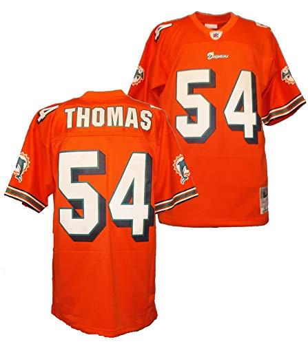 the latest b8b5c 4ec97 Zach Thomas Miami Dolphins Throwback 2004 Legacy Jersey