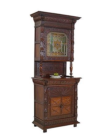 Antike Fundgrube Buffet Schrank Küchenschrank Gründerzeit Um 1880 1