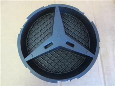 OEM Mercedes-Benz ML GL GLK C E Grille Grill Beam Shell Emblem Housing -