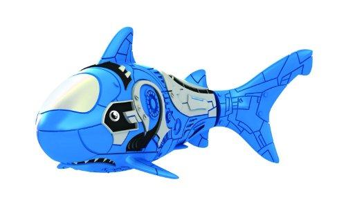 image Goliath Toys RoboFish requin bleu
